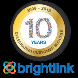 Brightlink-10-Year-Logo-500x500